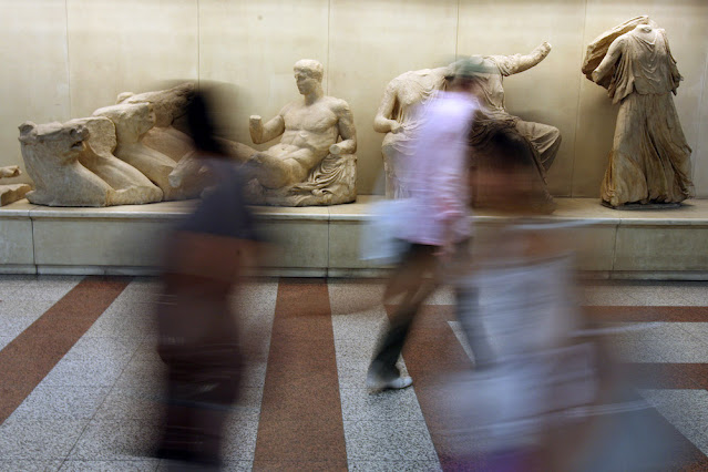 Why is the British Museum still fighting to keep the Parthenon's marble sculptures?