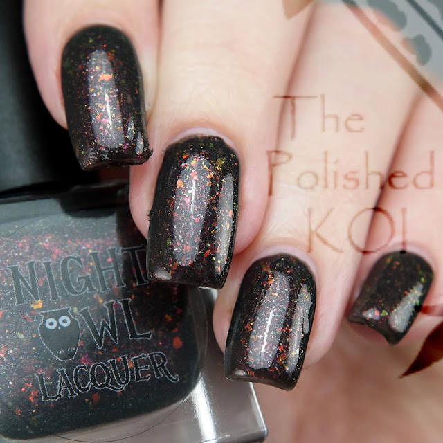 Night Owl Lacquer Dragons