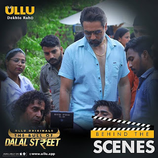 The Bull of Dalal Street Web Series