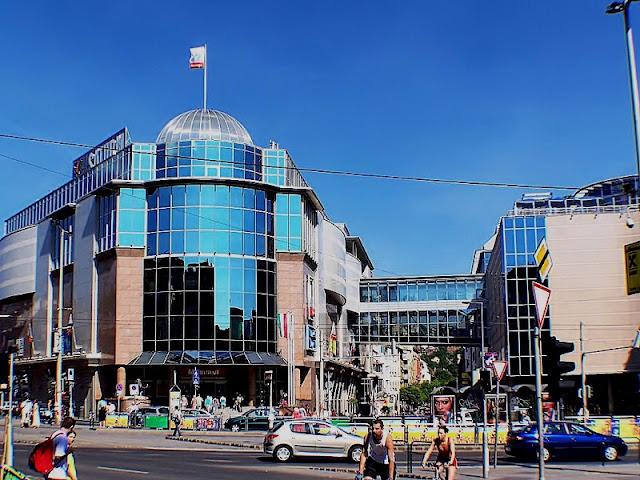 Shopping Mammut, Budapest