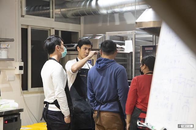 【大叔生活】2021 又是六天五夜的環島小筆記 (上卷) - 主廚級的烘培教室也順便推薦一下