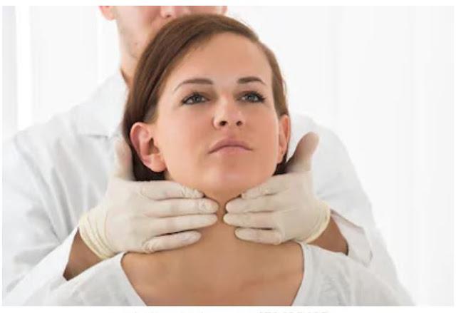 اعراض مرض الغدة الدرقية و علاج الغدة الدرقية النشطة