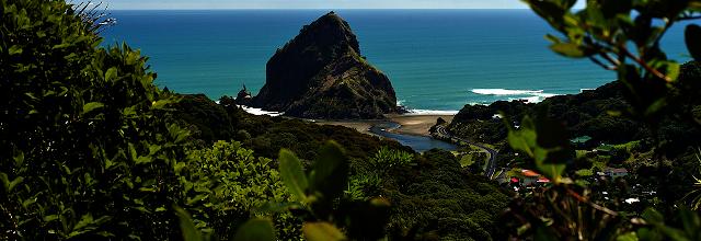 Piha Beach, Auckland