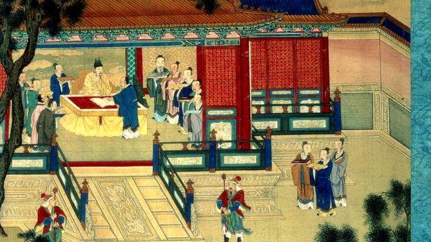 Sistem selir di Kekaisaran Cina berusaha memperbesar kemungkinan suksesi