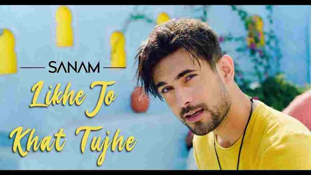 Likhe Jo Khat Tujhe Lyrics in English :- Sanam Puri