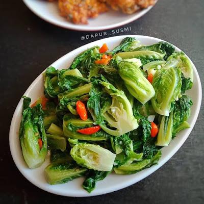 Resep Sayuran - Tumis Cuciwis