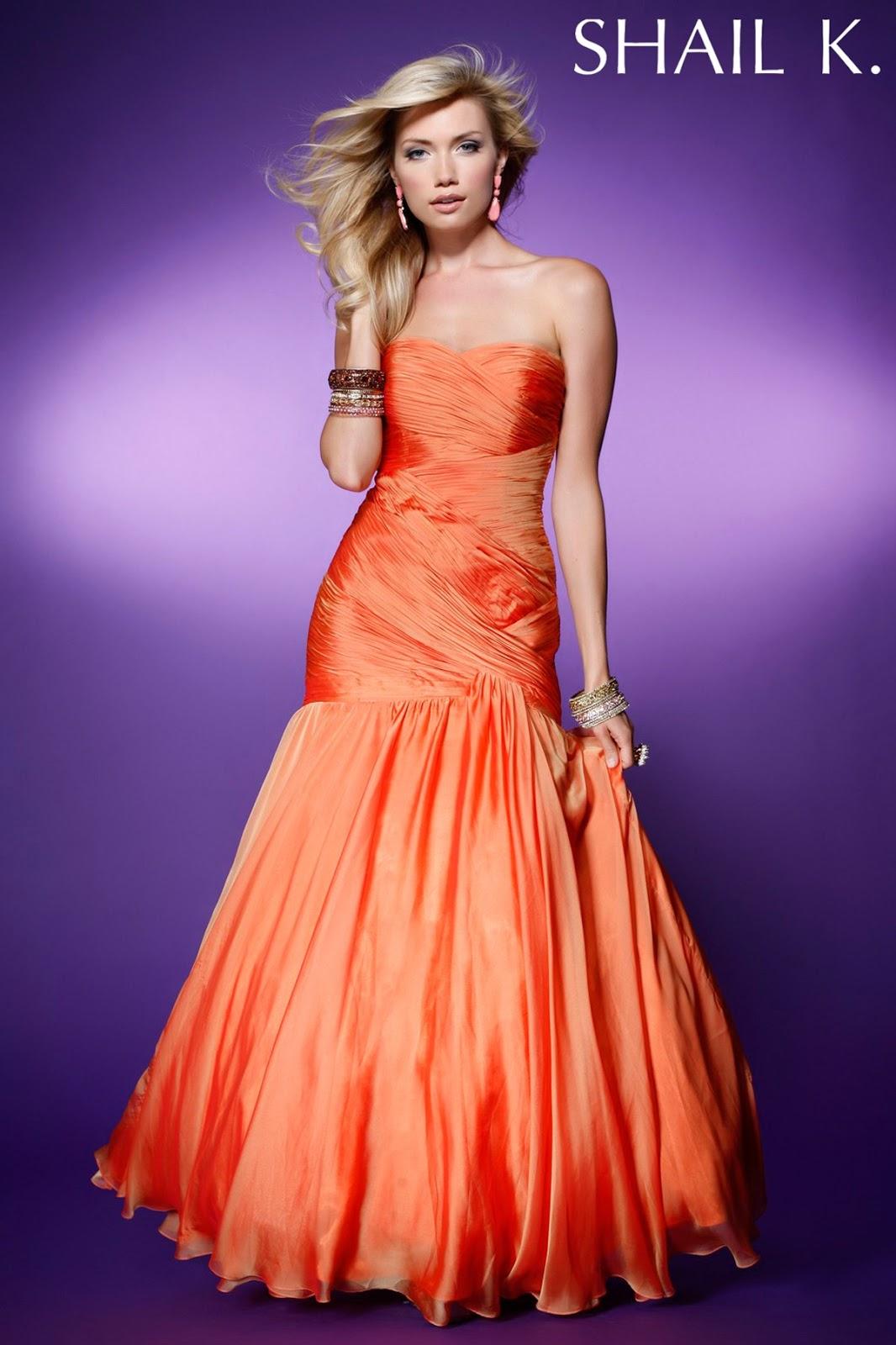 felice-sapiente: Вечерние и выпускные платья Shail K. 2013