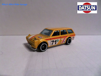 Hot Wheels '71 Datsun 510 Wagon