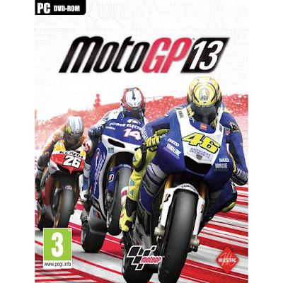 MotoGP 13 System Requirements, sangat Ringan bagi PC spek low!