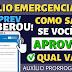 Veja o passo a passo para saber se receberá o novo auxílio emergencial