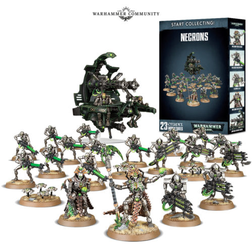 Start Collecting Necrones