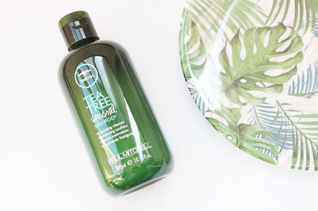 Paul Mitchell Tea Tree Shampoo Review