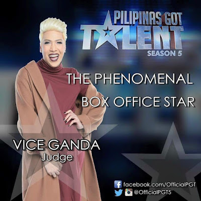 Vice Ganda PGT judge