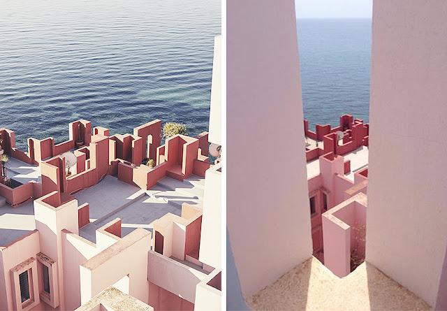 casas con vistas al mar