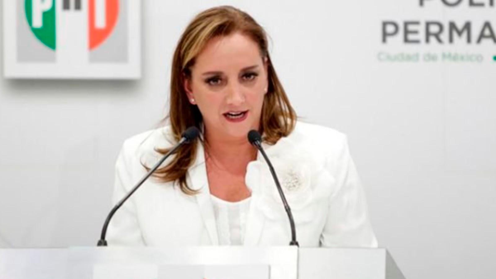 """""""Somos un partido democrático que escucha todas las voces"""", dice el PRI"""