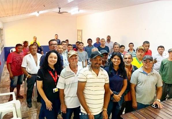 AGRICULTURA – Agricultores de Caxias vão fornecer mandioca para a cervejaria Ambev