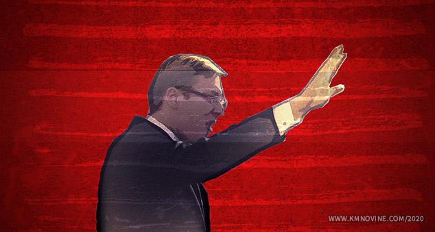 #Vučić #Otadžbina #Kosovo #Metohija #Izdaja