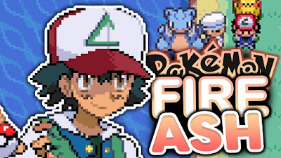 Pokemon Fire Ash RPG Maker XP Download