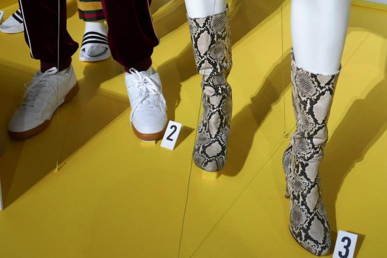 Queen Slim movie costume shoes