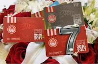 Παράταση στην διάθεση των εισιτηρίων διαρκείας ανακοίνωσε ο Ολυμπιακός