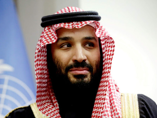 Mohammed Bin Salman: #Saudi  mini Ritz  corruption crackdown evokes awe, fear   World News - Times of India