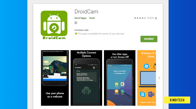 How to Use Smartphone Camera as a Webcam on PC