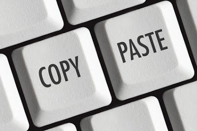 Script Anti Copas Blog
