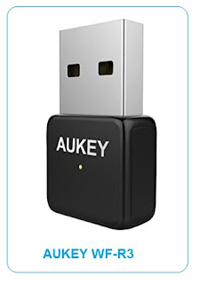 Convenient WiFi connection upgrade without the trouble and expense of major hardware modi AUKEY WF-R3 AC600 Wireless DRIVER | Direct Download Link