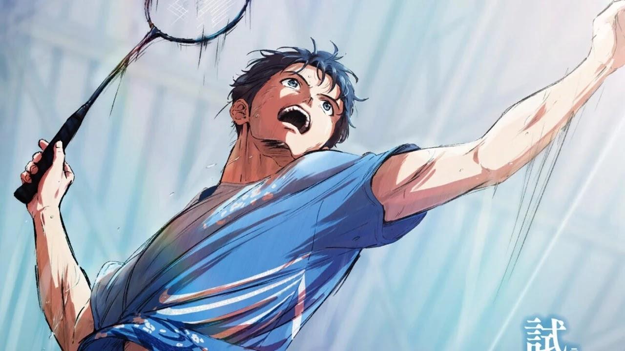 'Love All Play' Novel Sobre Badminton tem adaptação em anime Confirmada