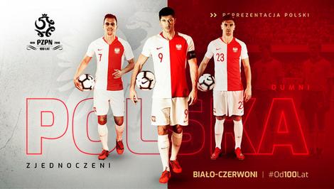 maglie calcio online 2020: Maglie calcio Polonia 2019 100 ...
