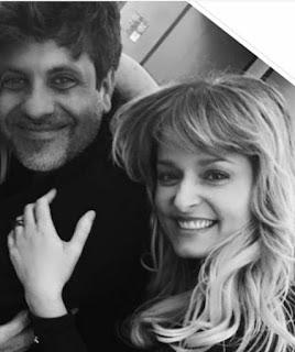 Luciana Vendramini agradeceu o diretor Pedro Vasconcelos pela oportunidade — Foto: Reprodução/Instagram