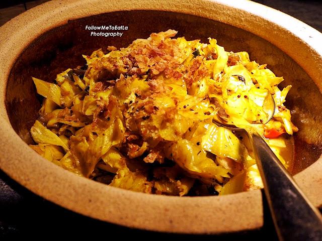 Sayur Kobis Goreng Stir-Fried Cabbage