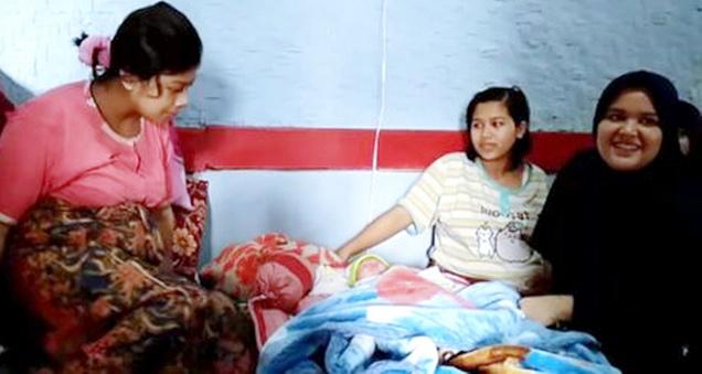Kuasa Allah, Seorang Ibu di Tasikmalaya Hamil 1 Jam dan Langsung Lahirkan Bayi