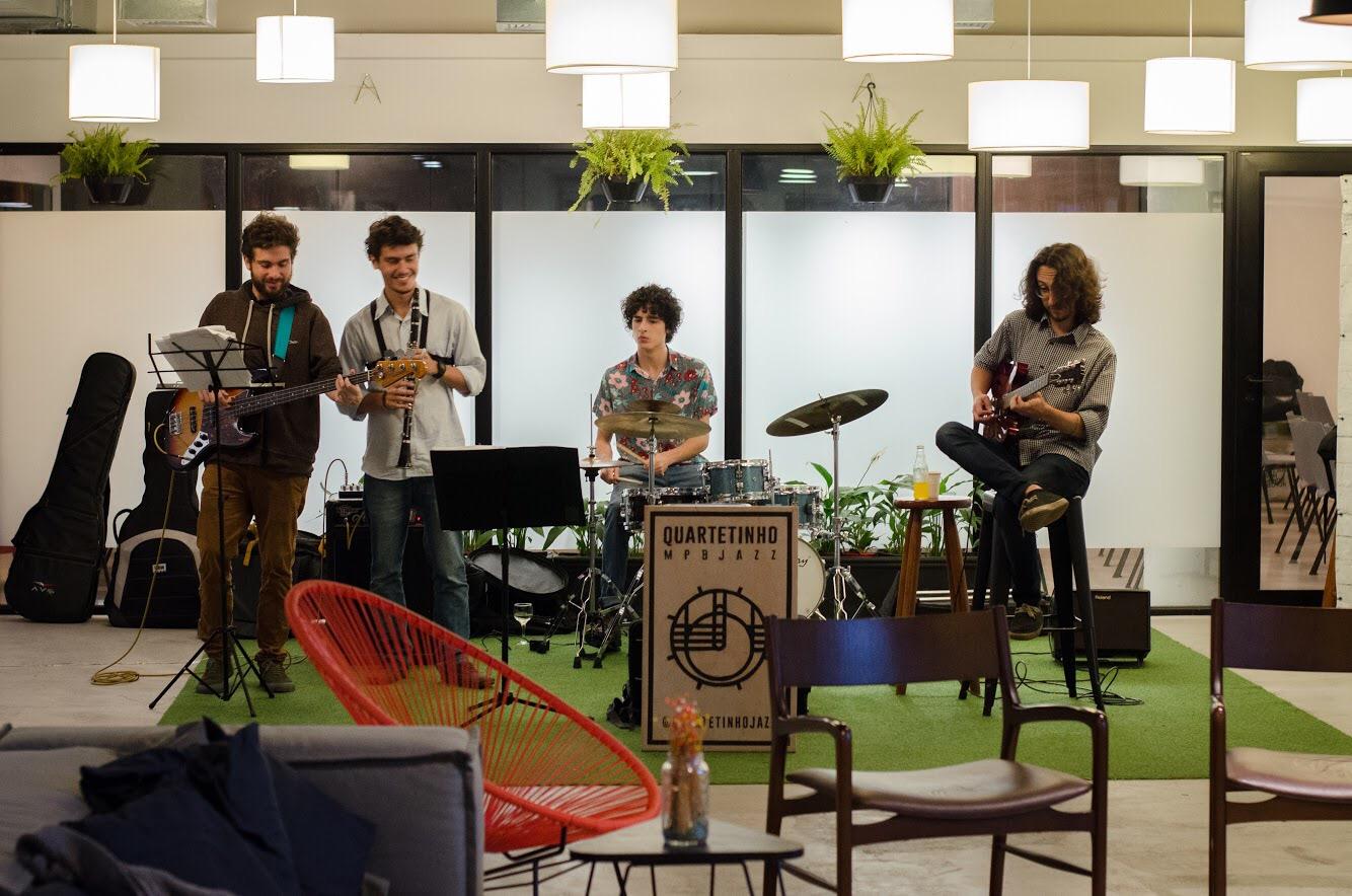 Banda Quartetinho Jazz