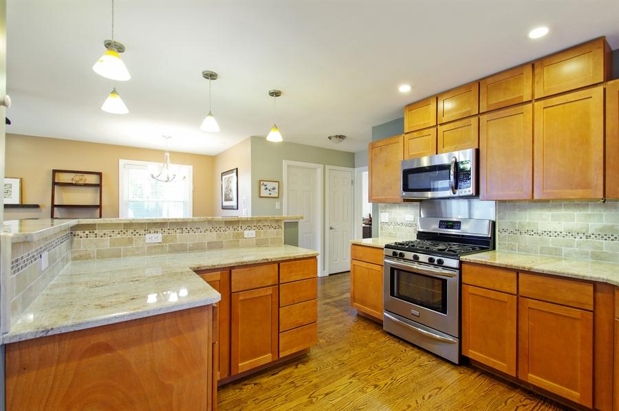 Attic Kitchen Open Plan Living Room