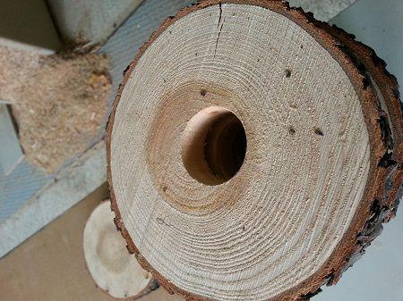 Làm đèn ngủ độc đáo từ gỗ!
