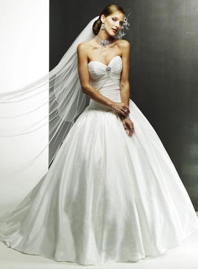 135c060e45aef اخر موضة فساتين زفاف 2013