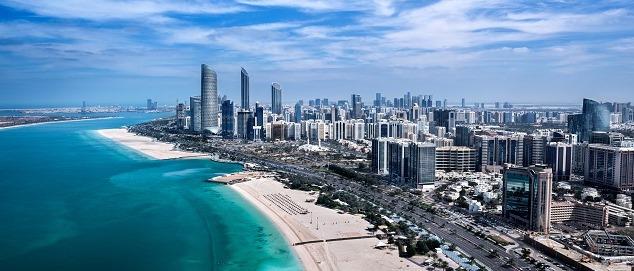 شواطئ أبوظبي