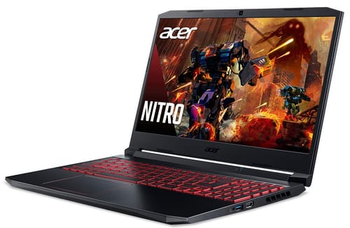 Acer launches the Nitro 5 gaming PC with a size of 17.3 and 15.6 inches