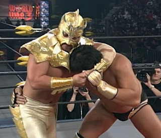 WCW World War 3 1997 Review - Ultimo Dragon wrestled Yuji Nagata