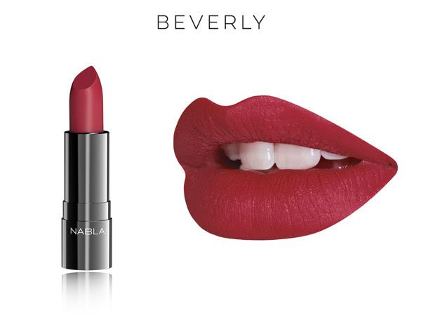 Butterfly Valley, Nabla Cosmetics, Makeup, Cherry Diamod Lips, Conrad Roset, Beverly