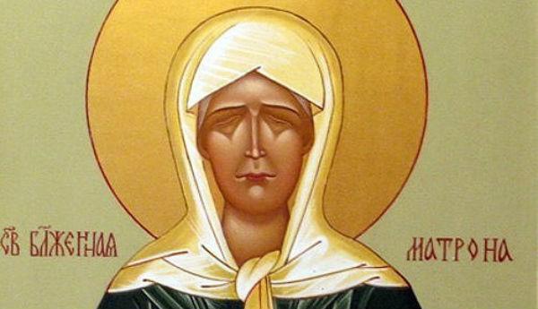 Сильная молитва Матроне Московской от порчи