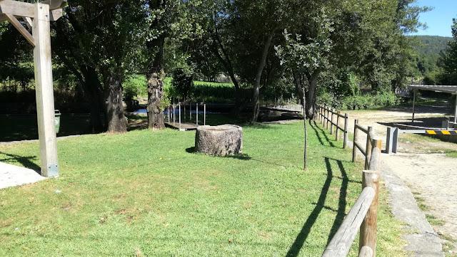 Zona de Lazer de Airão Santa Maria