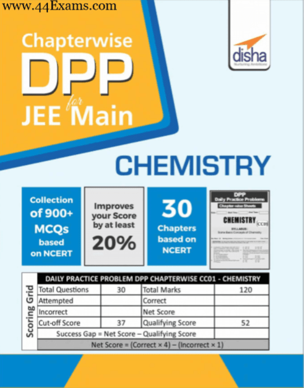 Disha-Chemistry-Practice-Set-Chapter-Wise-For-JEE-Main-Exam-PDF-Book
