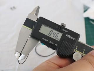 SEIKO 腕時計Oリングパッキン7T92-0CF0サイズ寸法