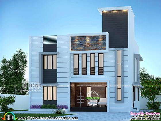 Duplex Kerala home