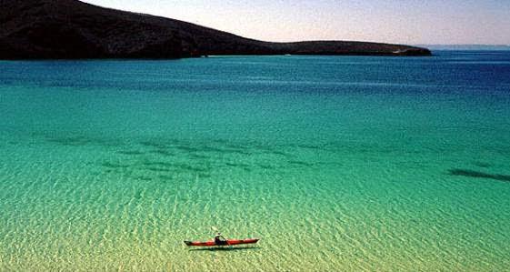 Playa Ensenada Blanca, Baja California Sur