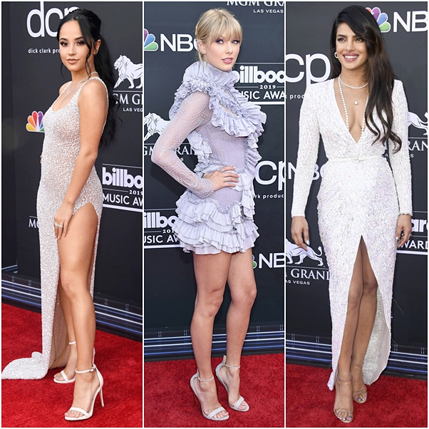 Looks do Billboard Music Awards 2019 taylor swift