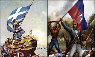 Η Αϊτή και η Επανάσταση του 1821