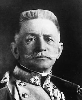 General Conrad, Idiot